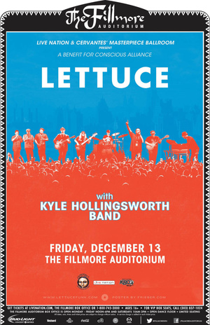 Lettuce x Kyle Hollingsworth Band