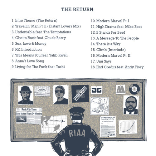 yasiin gaye the return side two