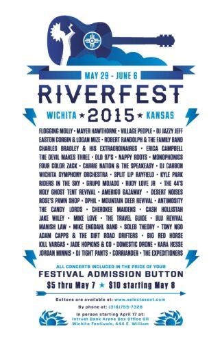 concert poster 2015