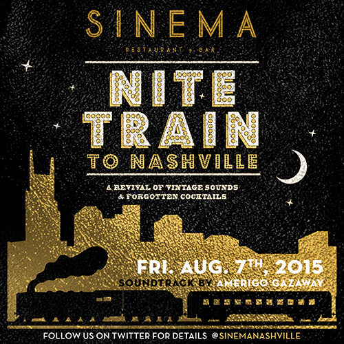 Nite Train to Nashville