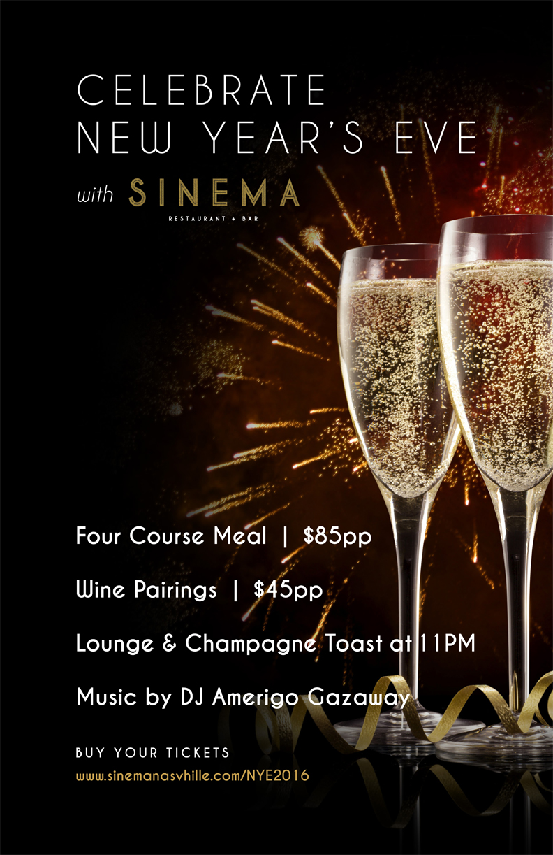 NYE at Sinema