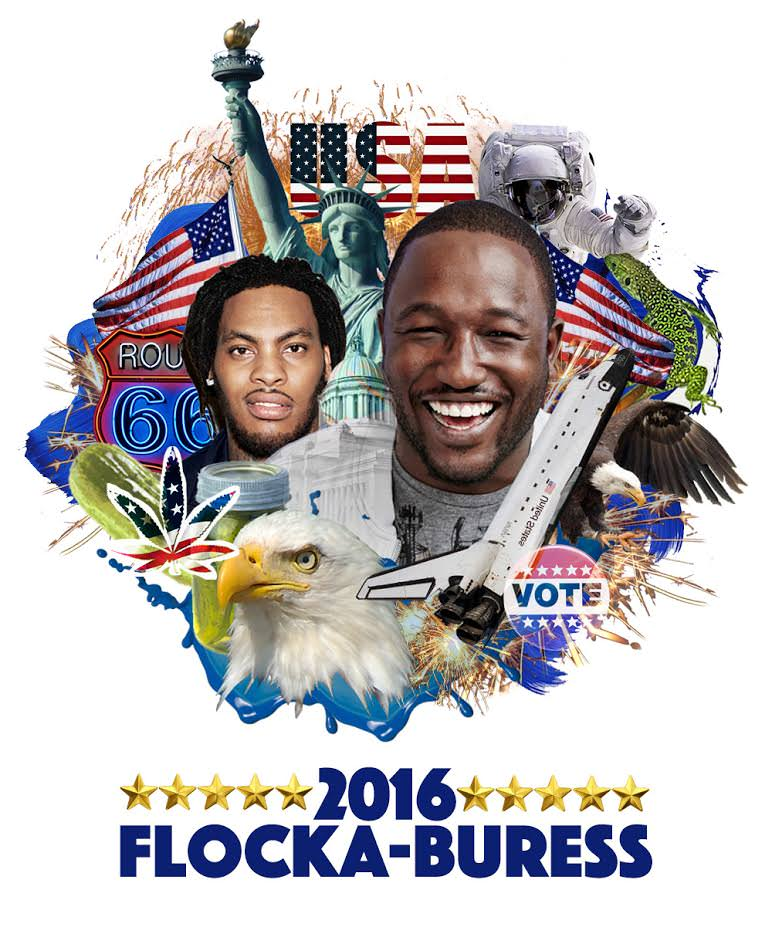 Flocka Buress 2016