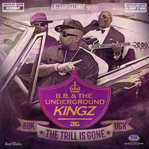 The Trill Is Gone (Chopped Not Slopped)