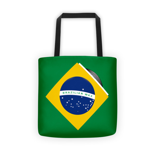 Brazilian Wax (Record Tote)