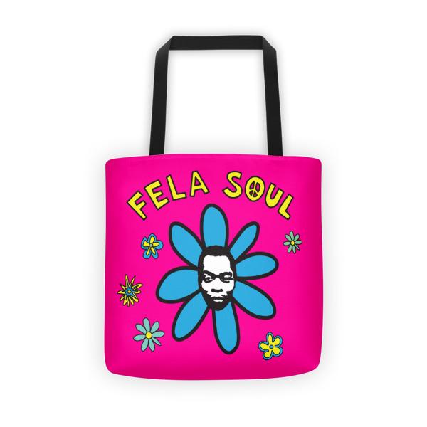Fela Soul (Record Tote)