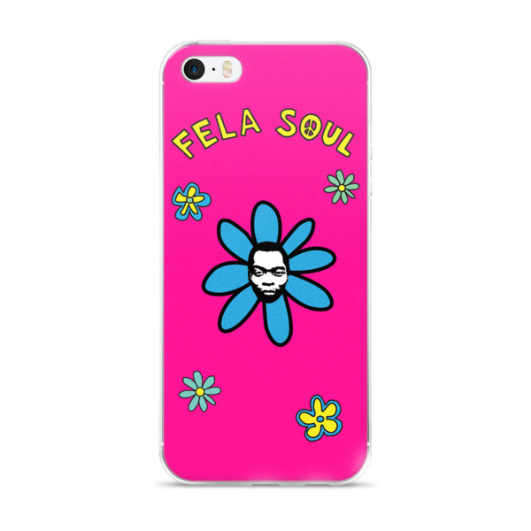 Fela Soul (iPhone 5/5s/Se, 6/6s, 6/6s Plus Case)