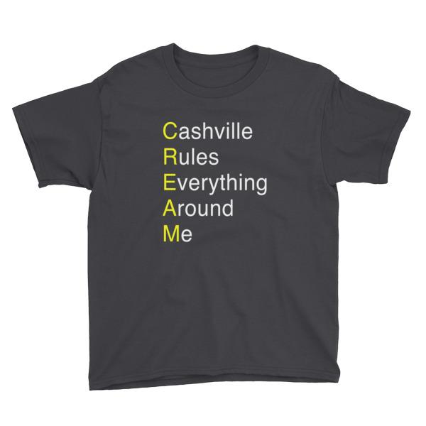 C.R.E.A.M. (Kid's T-Shirt)