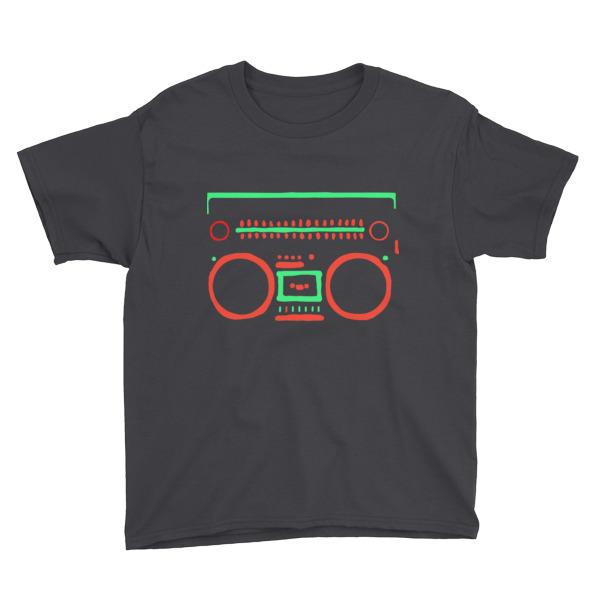 Bizarre Boombox (Kid's T-Shirt)
