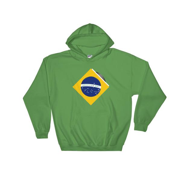 Brazilian Wax (Unisex Hoodie)