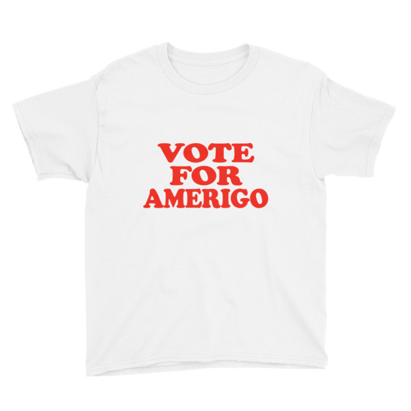 Vote For Amerigo (Kid's T-Shirt)