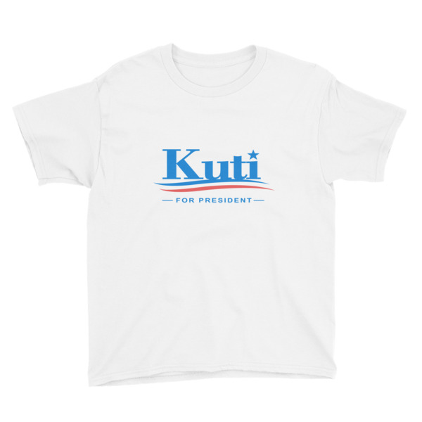 Funky Black President (Kid's T-Shirt)