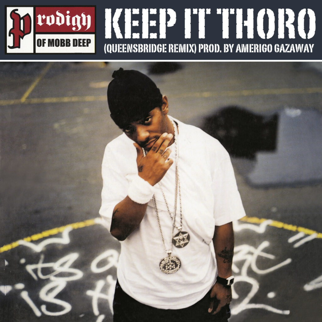 Prodigy - Keep It Thoro (AG Remix) final