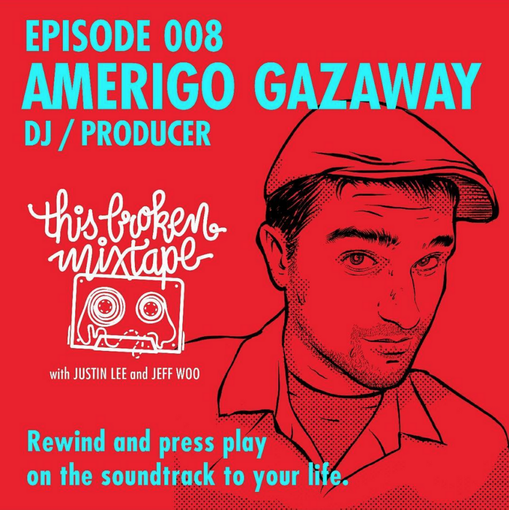 This Broken Mixtape - Amerigo Gazaway
